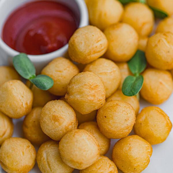 Potato balls double