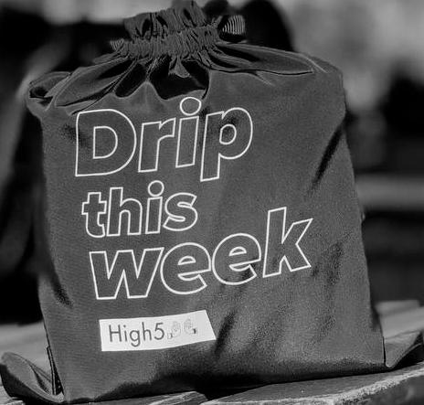 Coffee Drip Week